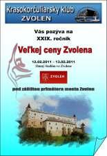 VC Zvolena 2011