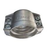 Aluminium Klemmschale DIN 2817-EN14420