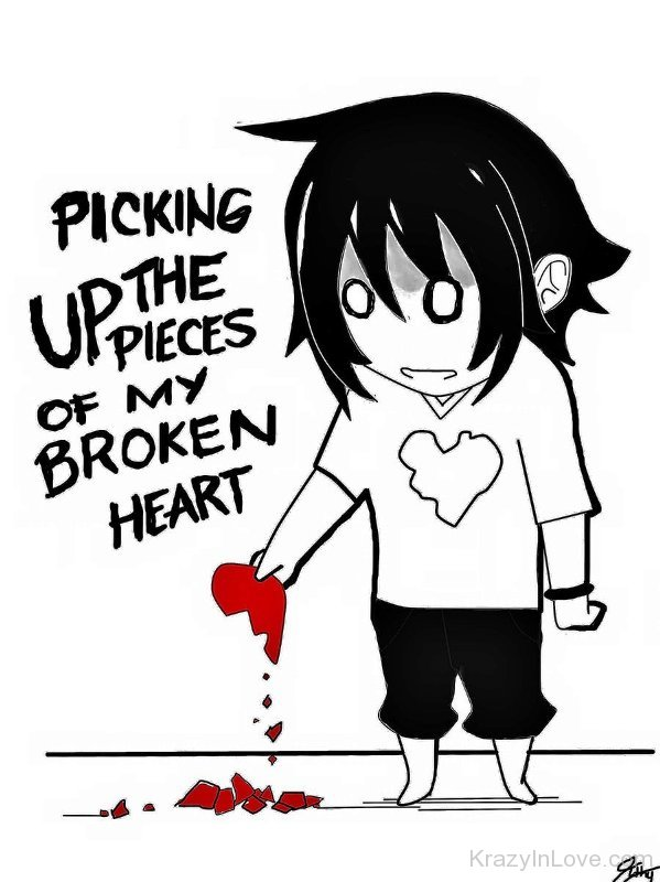 Broken Love Wallpaper With Quotes Broken Heart Love Pictures Images Page 16