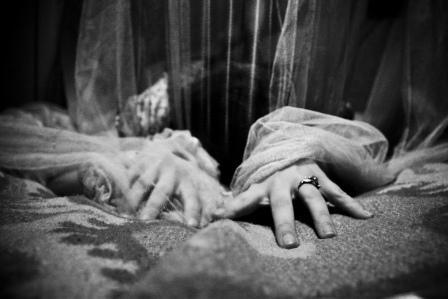 Gothic hands