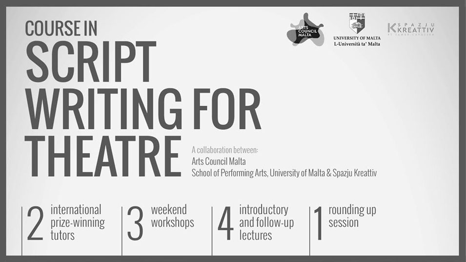 Script-Writing Course II