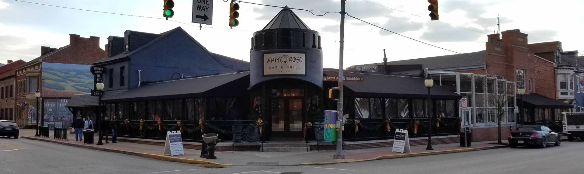 white rose bar and grill york pa