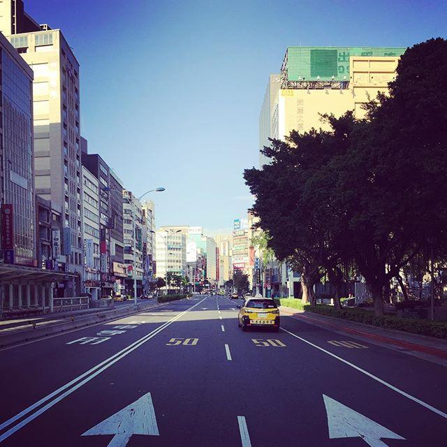Good morning, Taipei #taipei