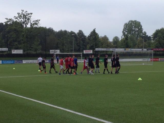 HZVV begint nieuw seizoen