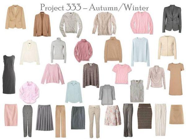 Project Een Capsule Wardrobe Samenstellen Krispiratie
