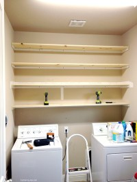 How to Upgrade your Laundry room with Custom Cabinets ...