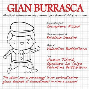 GIANBURRASCA Musical by Valentina Buttafarro (ITA)