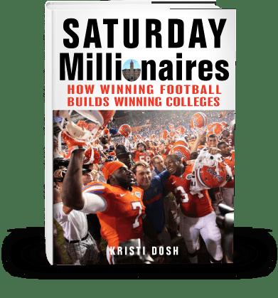 Saturday Millionaires book by Kristi Dosh