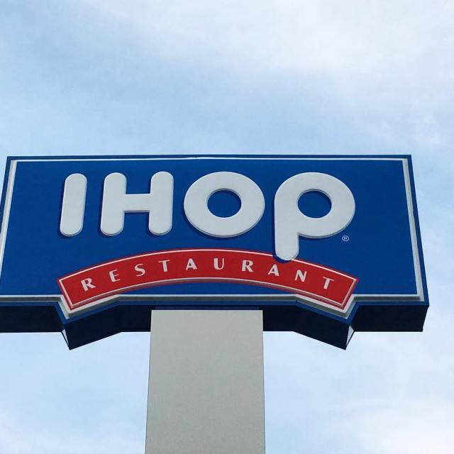 Because nothing says FRIDAY NIGHT like dinner at IHOP Whatshellip
