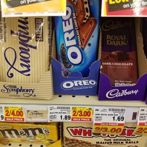 Medium Crop Of Oreo Chocolate Candy Bar