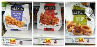 Alexia Frozen Potatoes and Onion Rings as low as $1.74 at ...