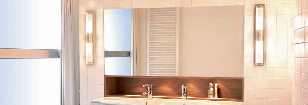 Wandleuchten Fürs Bad KS Licht Onlineshop Leuchten Aus Essen   Schutzklasse  1 Badezimmer
