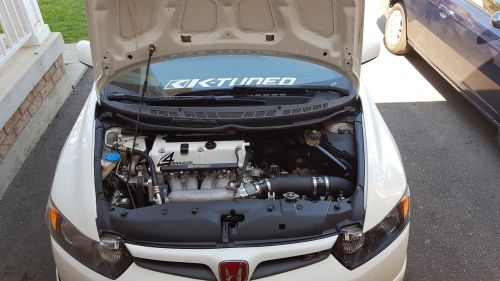 K-Tuned 06-11 Civic Si 8th Gen 3\