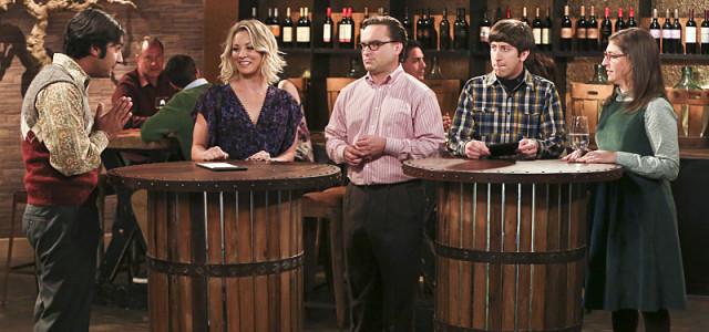 The Big Bang Theory - The Fermentation Bifurcation