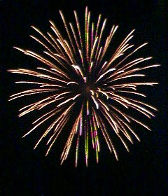 We Thank You! Enjoy the Fireworks