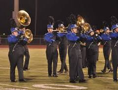 Marching Band and Blue Blazes Begin Monday