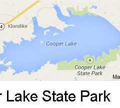 Cooper Lake Nears Full Mark