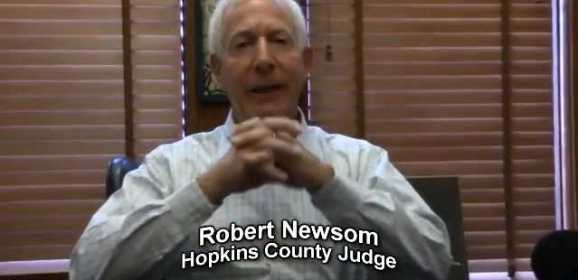 Judge Newsom Discusses Out of Town Inmate Problem