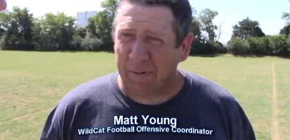 Coach Young Talks About the New Year