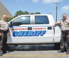 Hopkins County Sheriff's Department Will Again be Participating in the DEA's Drug Take Back Day