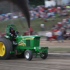 Lake Country Tractor Pull Saturday at the Equine Pavillion