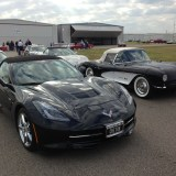 1st Pictures of the Corvettes