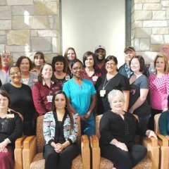 Hospital Employees Recognized for Tenure