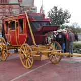 Circle E Stagecoach Restored to Original Condition