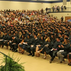 Record Number Participate in PJC Commencement Ceremony