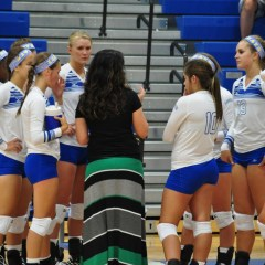 Lady Cats Place Third at Wills Point Tourney