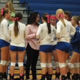 Lady Cats Win in Three; Defeat Mount Pleasant