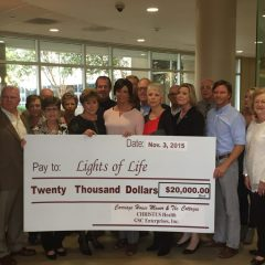 Lights of Life Campaign Celebrates 20th Anniversary