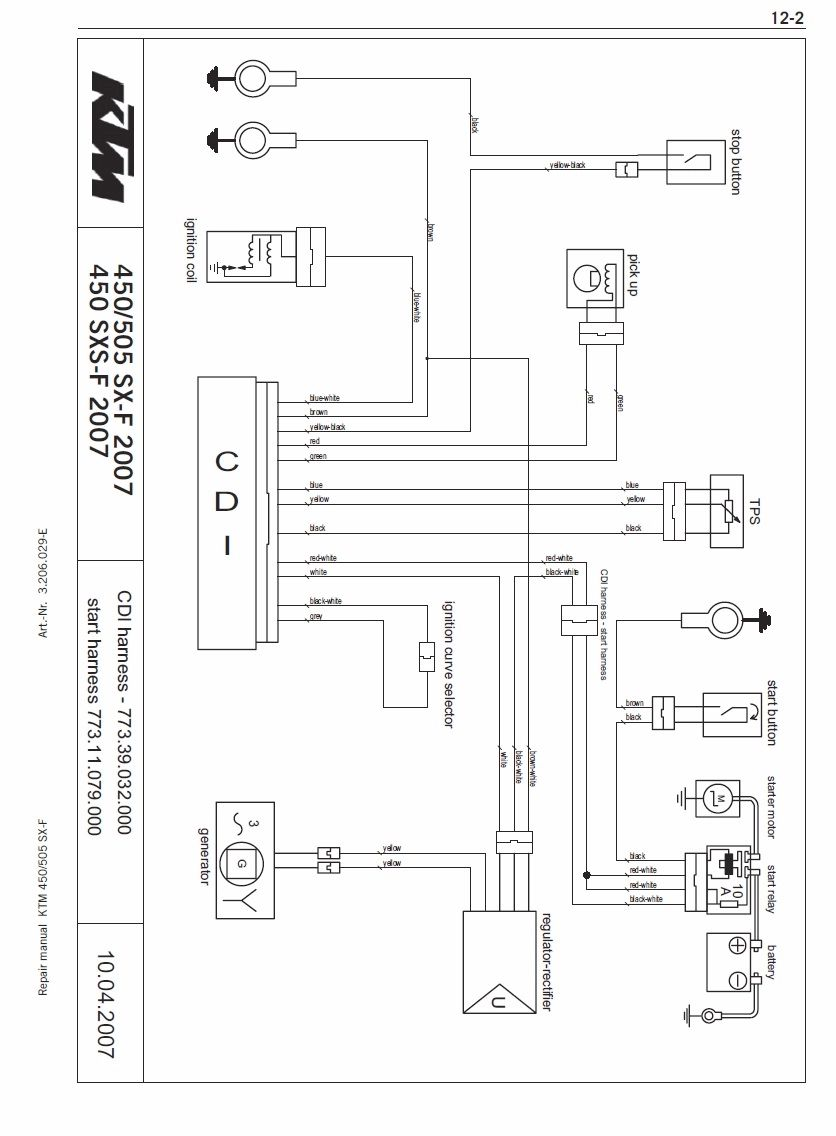 1995 ktm 300 wiring diagram