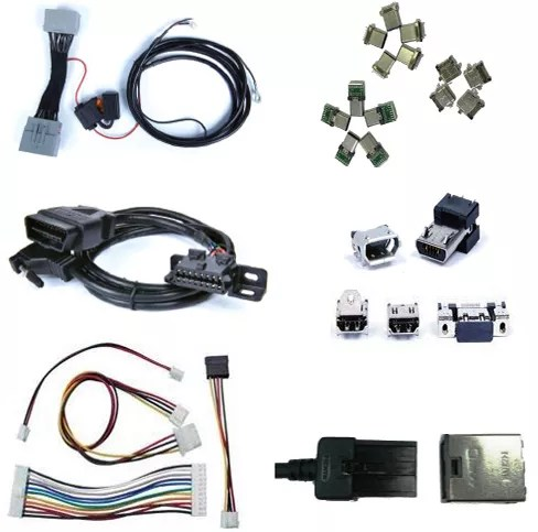 Cable Assembly, Wire Harness and Connectors (KTP)