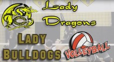 Cameron Dragons Trenton Bulldogs Volleyball