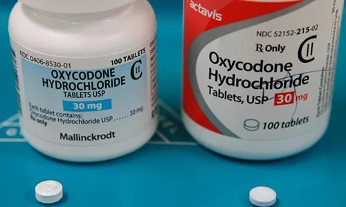 Missouri woman sentenced for oxycodone conspiracy