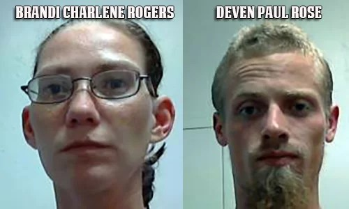 Livingston County Sheriff reports arrest of two in child neglect/abuse investigation