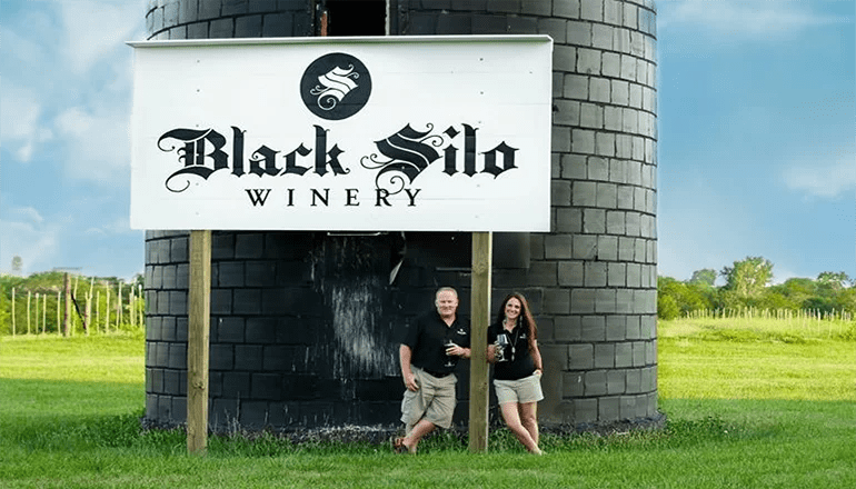 USDA awards grant to Black Silo Winery in Trenton