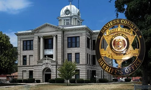 Daviess County sheriff's department awarded NITRO grant