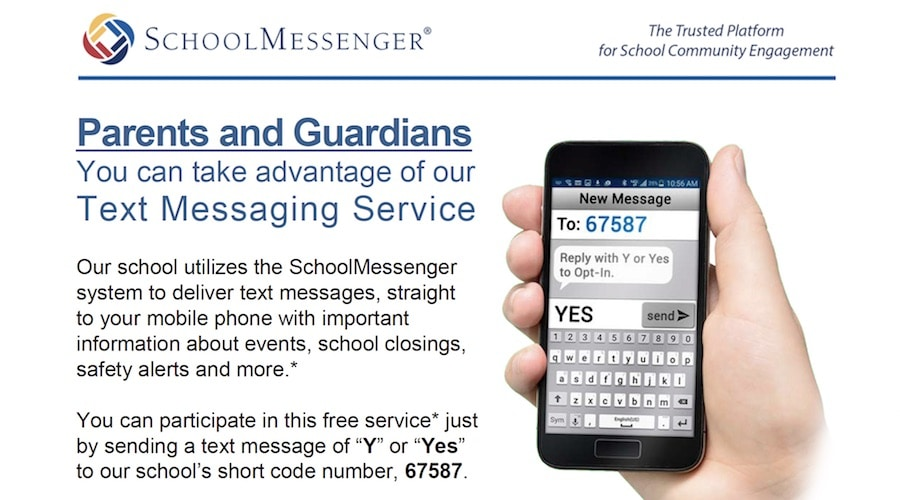 Signup For Text Message School Alerts - Kualapu\u0027u Charter Conversion