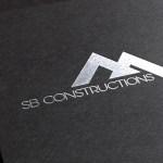 Logotype : SB Constructions