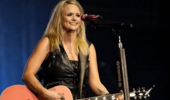 Country Star Miranda Lambert Donates To Animal Shelters