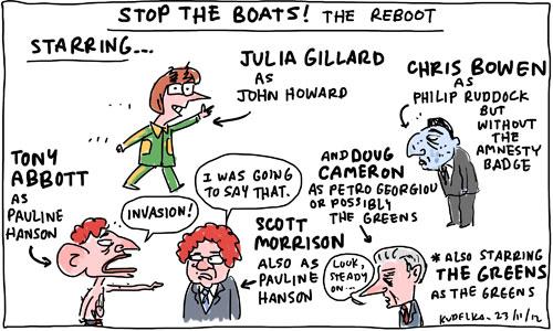 The Australian 23 November 2012