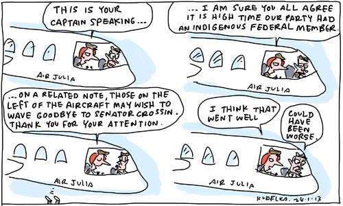 The Australian 24 January 2013