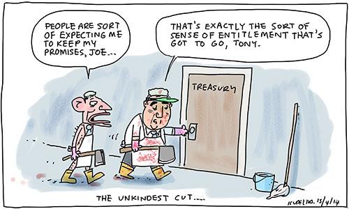 The Australian 15 April 2014