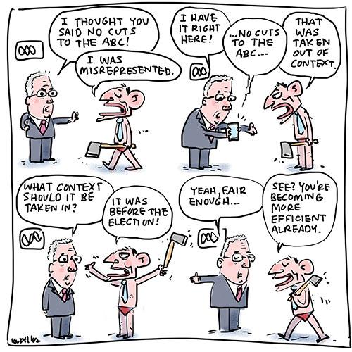 The Australian 14 April 2014
