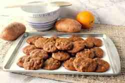 Bodacious Autumn Splendor Soft Chewy Amish Potato Cookies Potato Cookies Easy Potato Cookies Oatmeal