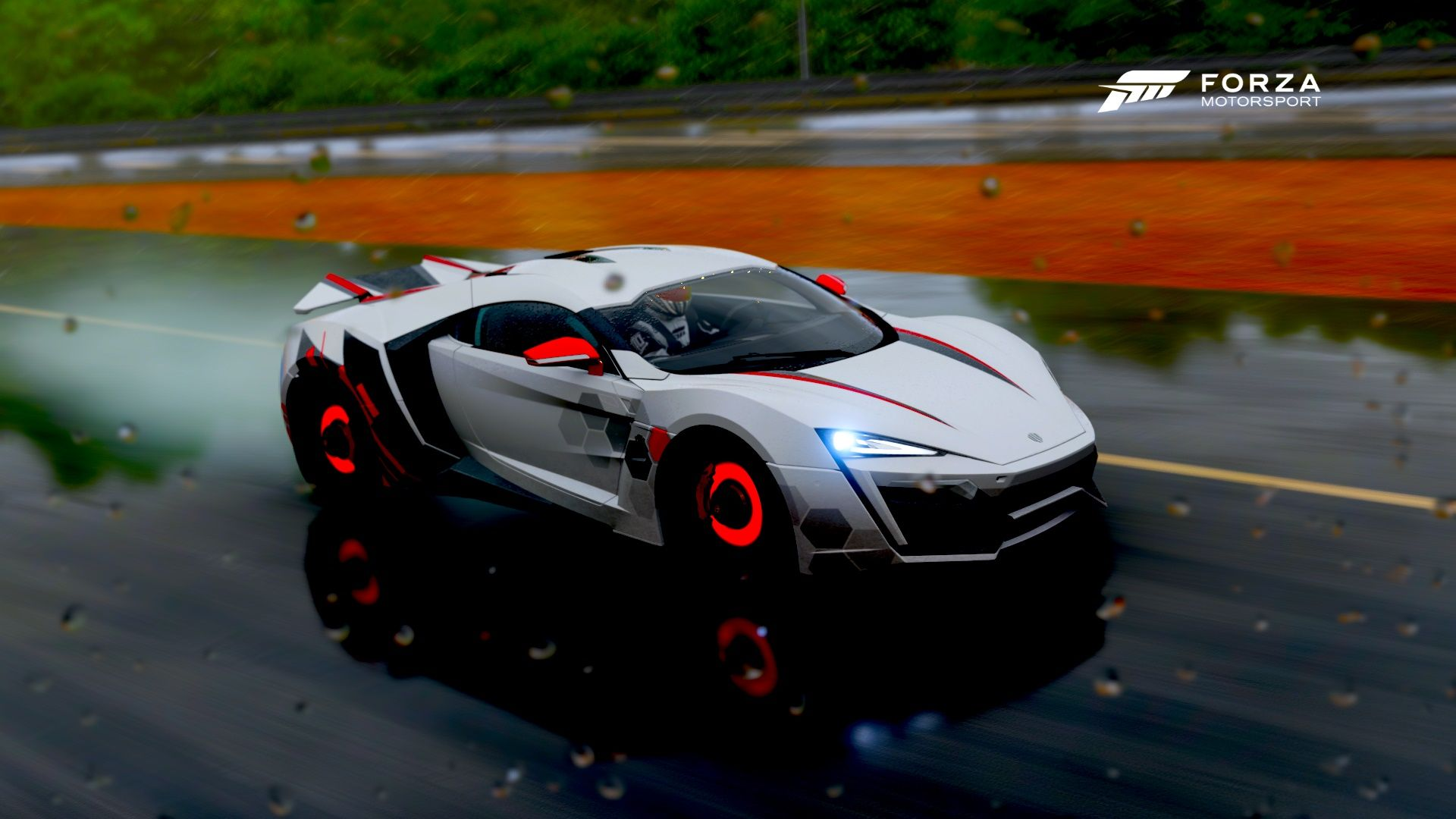 Boy With Car Hd Wallpaper 2016 W Motors Lykan Hypersport Forza 6 Kudosprime Com