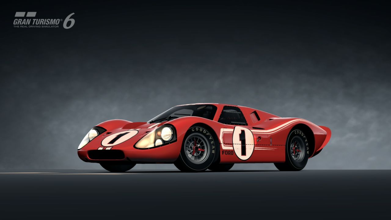 Max Power Cars Wallpaper Ford Mark Iv Race Car 67 Gran Turismo 6 Kudosprime Com