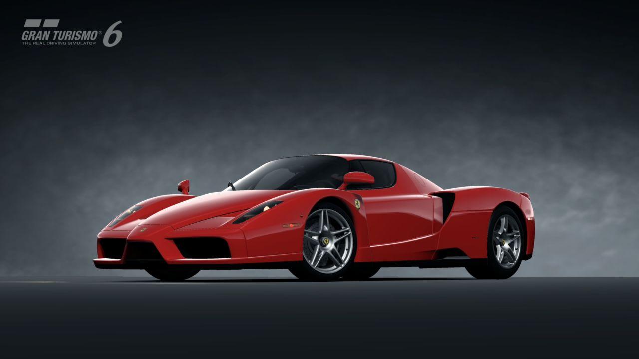 Forza Horizon 3 Wallpaper Hd Ferrari Enzo Ferrari 02 Gran Turismo 6 Kudosprime Com